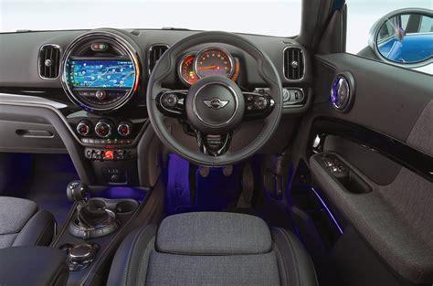 mini countryman performance autocar