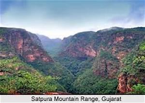Vindhya Range - Mountains in India