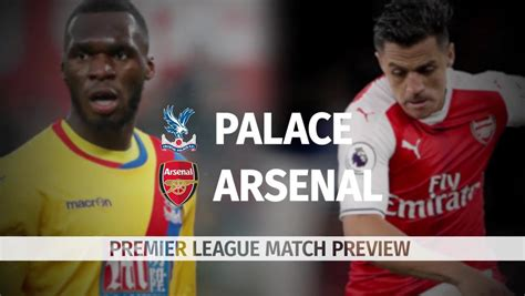 Video: Premier League preview - Arsenal v Crystal Palace ...