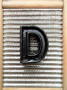 219 best images about the letter d on pinterest great for Movie marquee letters