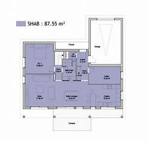 Surface Habitable Calcul : surfaces shob shon et habitable cas pratique en images ~ Premium-room.com Idées de Décoration