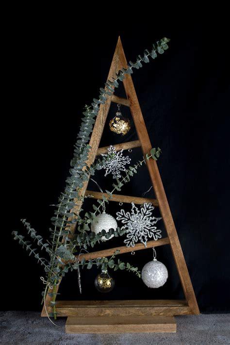 Weihnachtsbaum Deko Selber Basteln by Diy Weihnachtsbaum Mit Eukalyptus Diy Diy
