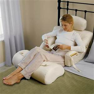 love to read or watch tv in bed then check out these back With back and neck support for bed