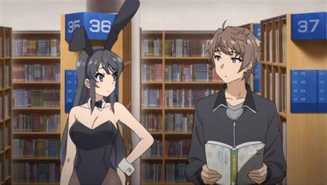 Rascal Does Not Dream Of Bunny Girl Senpai Episode 1 Anime Feminist