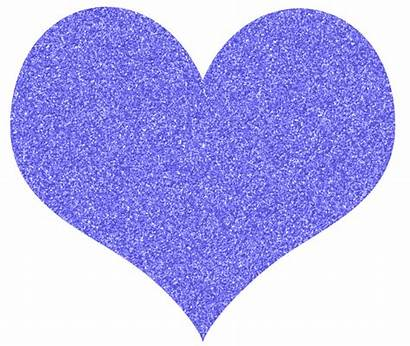 Glitter Purple Hearts Heart Clipart Pink Clip