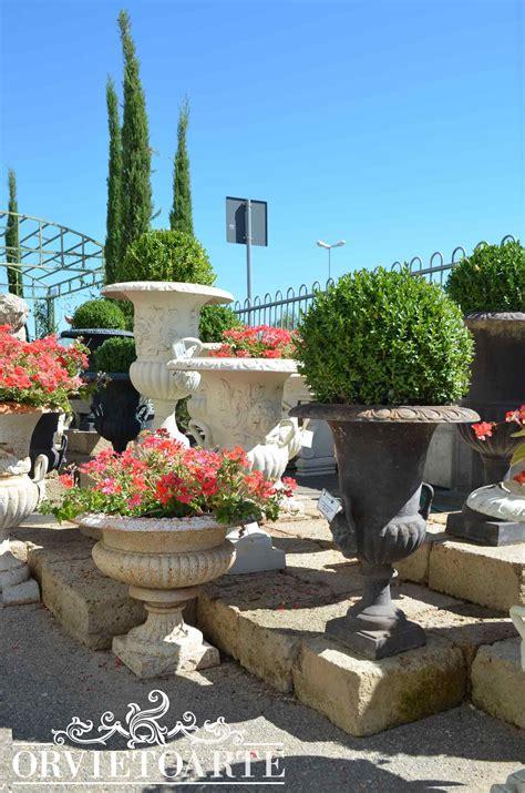 vasi in ghisa orvieto arte vasi in ghisa porta fiori
