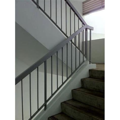 mild steel railing at rs 800 running ms railing - Ms Handrail Design