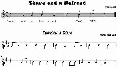 Recorder Song Sheets