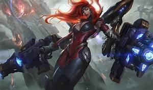 Brking Bemutatkozik A Gun Goddess Miss Fortune Gamerhu
