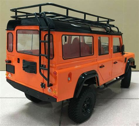 Defender Truck by 1 10 New Made Metal Roof Rack For D110 Land Rover
