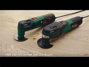 Bosch Pmf 350 : outils multifonctions bosch pmf 250 ces pmf 350 ces accessoires starlock youtube ~ Buech-reservation.com Haus und Dekorationen
