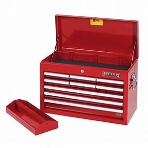 Werkzeugkiste Mit Schubladen : werkzeugkiste 9 schubladen rot mit einzelarretierung powerplustools gmbh ~ Eleganceandgraceweddings.com Haus und Dekorationen