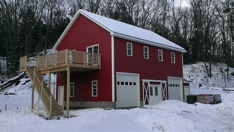 Garage House by 2 Story Garage House The Barn Yard Great Country Garages
