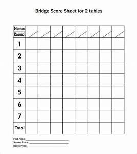 board exam answer sheet sample pdf keywordsfindcom With bridge tally template