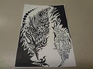 Cool Art Designs To Draw On Paper | www.pixshark.com ...