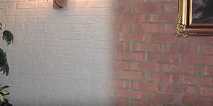 peindre des briques comment peindre With peinture pour brique interieur