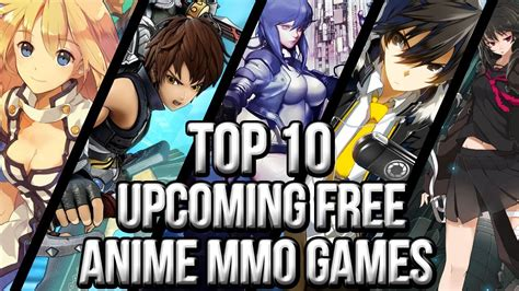 is gamers anime good top 10 free upcoming anime mmo games freemmostation com