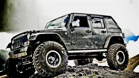 Off Road Vehicles 4x4 Jeeps Hd Wallpapers