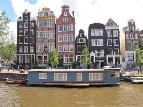 House Boats by Amsterdam Houseboat