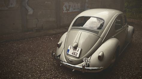 Volkswagen, Vintage, Oldtimer, Belgium, Car, Vehicle