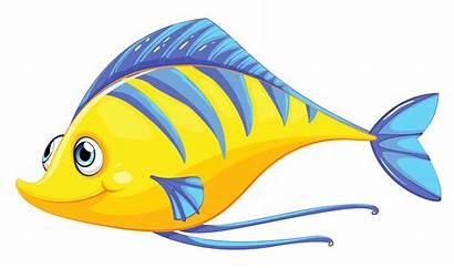Fish Clipart Sea Ocean Swimming Clip Transparent