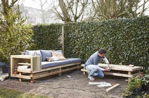 tuinmeubelen s tuinmeubel maken inspiratie voor tuinmeubels praxis blog
