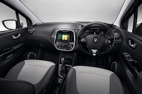 renault captur interior renault geared to captur the crossover market in south africa