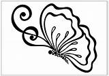Butterfly Coloring Drawing Pages Printable Sketch Butterflies Outlines Fun Drawings Clipart Been Sketches Paintingvalley Any Butter Library Resell Reproduce Provided sketch template