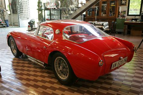 Maserati Collection by Maserati A6gcs 53 Pinin Farina Berlinetta Chassis 2056