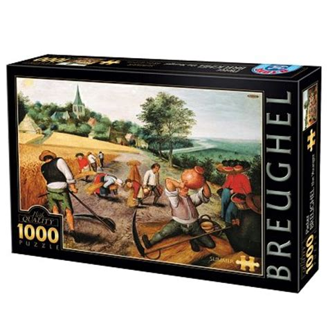 cadre puzzle 1000 pieces jigsaw puzzle 1000 pieces brueghel summer dtoys 66947 br02 1000 pieces jigsaw puzzles