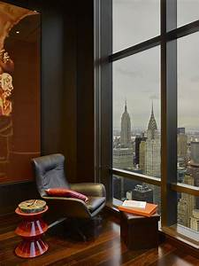 Take A Look Inside One Of The Largest Luxury Apartment In Manhattan That Looks Like An Art Gallery