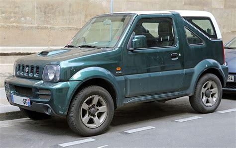 Suzuki Jimny Suzuki Jimny Wikipedia