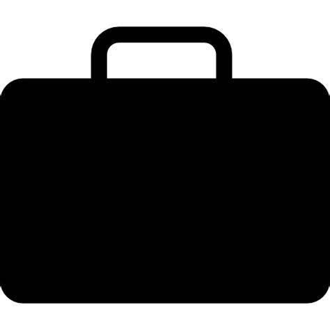 black briefcase icon black briefcase free buildings icons