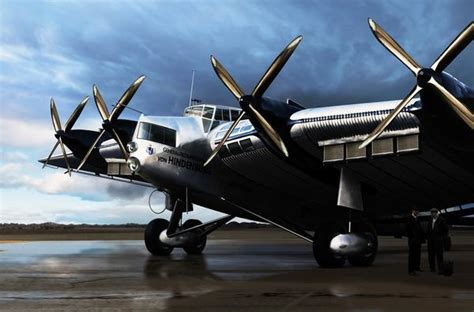 Lufthansa Junkers G. 38 - Cole's Aircraft