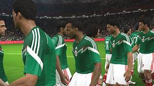Mexico Home kit world cup 2014 (preview) | ABIEL KITS