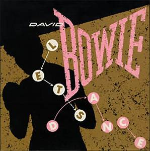 David Bowie - Illustrated db Discography > Let's Dance 12""