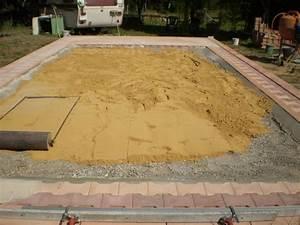 Preparation Terrain Pour Piscine Hors Sol Tubulaire : dalle piscine hors sol ~ Melissatoandfro.com Idées de Décoration
