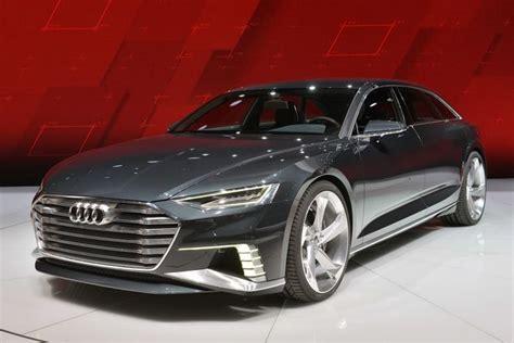 Audi Prologue Avant by Audi Prologue Avant Concept Shown In Geneva