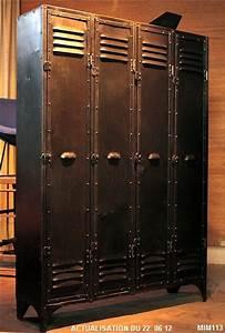 Casier De Vestiaire : 17 meilleures id es propos de casier vestiaire sur ~ Edinachiropracticcenter.com Idées de Décoration