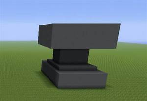 Image Gallery Minecraft Anvil