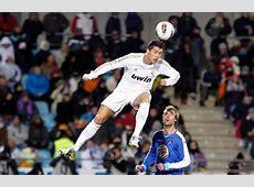Getafe 01 Real Madrid Sergio Ramos header avoids the setback