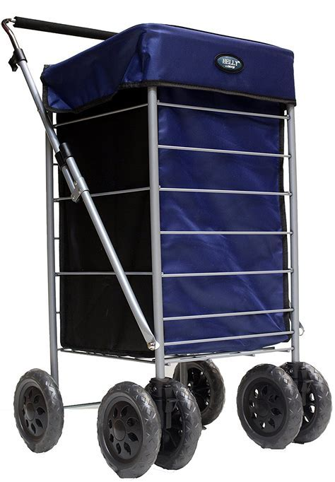 Shopping Trolley with Swivel Wheels Review ? Shop Disability