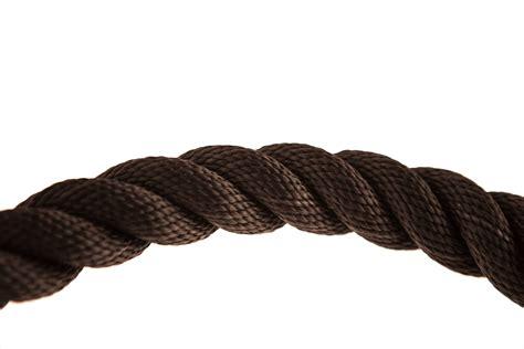 corde pour re d escalier en synth 233 tique torsad 233 noir 3