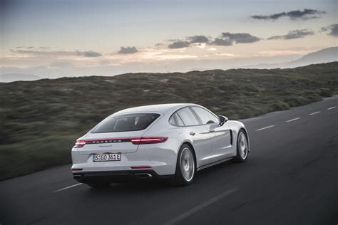 Hotter Porsche Panamera E Hybrid Coming To Geneva With At