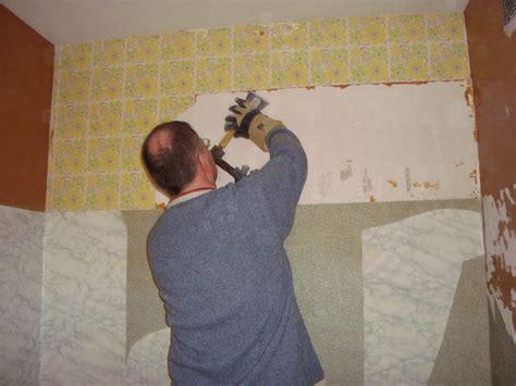 comment poser du carrelage mural cuisine comment enlever un carrelage mural bricobistro
