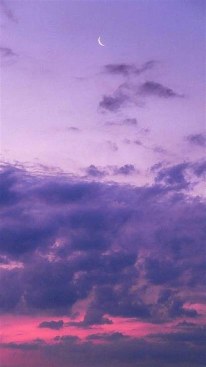 Aesthetic Purple Pink Clouds Wallpapers Cloud Laptop