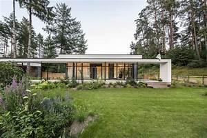 Bridge House  Maison  U00e0 Vilnius En Lituanie Par Archlab