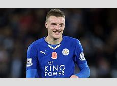 Leicester forward Jamie Vardy gives perfect response to