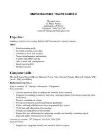 resume objective for accounting staff accountant l picture staff accountant resume