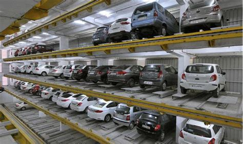 Multi Level Parking Complex To Come Up At Nampally